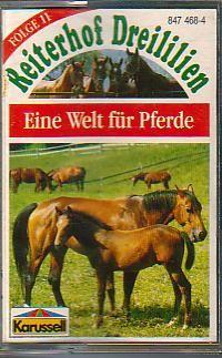 MC Karussell Reiterhof Dreililien Folge 11 Eine Welt für Pferde