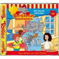 Benjamin Blümchen Folge 115 Die kleinen Kätzchen