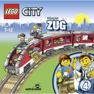 LEGO City - 4 - Zug - Alarm im LEGO City Express