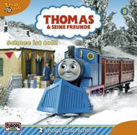 Thomas und seine Freunde Folge 8 - Schnee ist toll