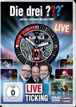 DVD Die drei ???:...und der seltsame Wecker 2009 - Live