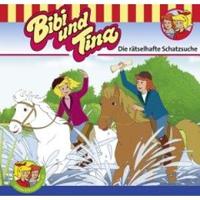 Bibi Und Tina - 58 - Die rätselhafte Schatzsuche