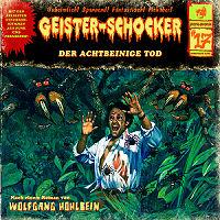 Geister-Schocker 17 Der achtbeinige Tod