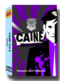 MC Caine - 08 - Eins Extra Design Torrkan Limited Edition