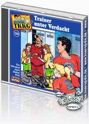 TKKG Folge 158 Trainer unter Verdacht