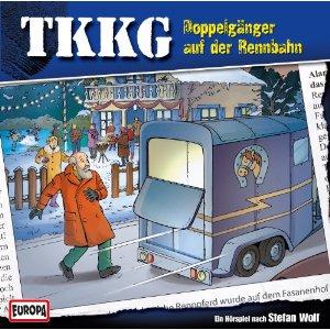 TKKG Folge 174 Doppelgänger auf der Rennbahn