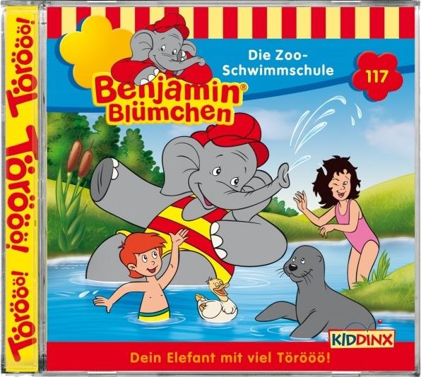 Benjamin Blümchen Folge 117 Die Zoo Schwimmschule