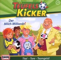 Die Teufelskicker 17 - Der Milch-Millionär!