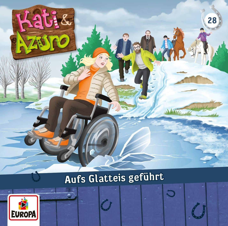 Kati & Azuro - Folge 28: Aufs Glatteis Geführt