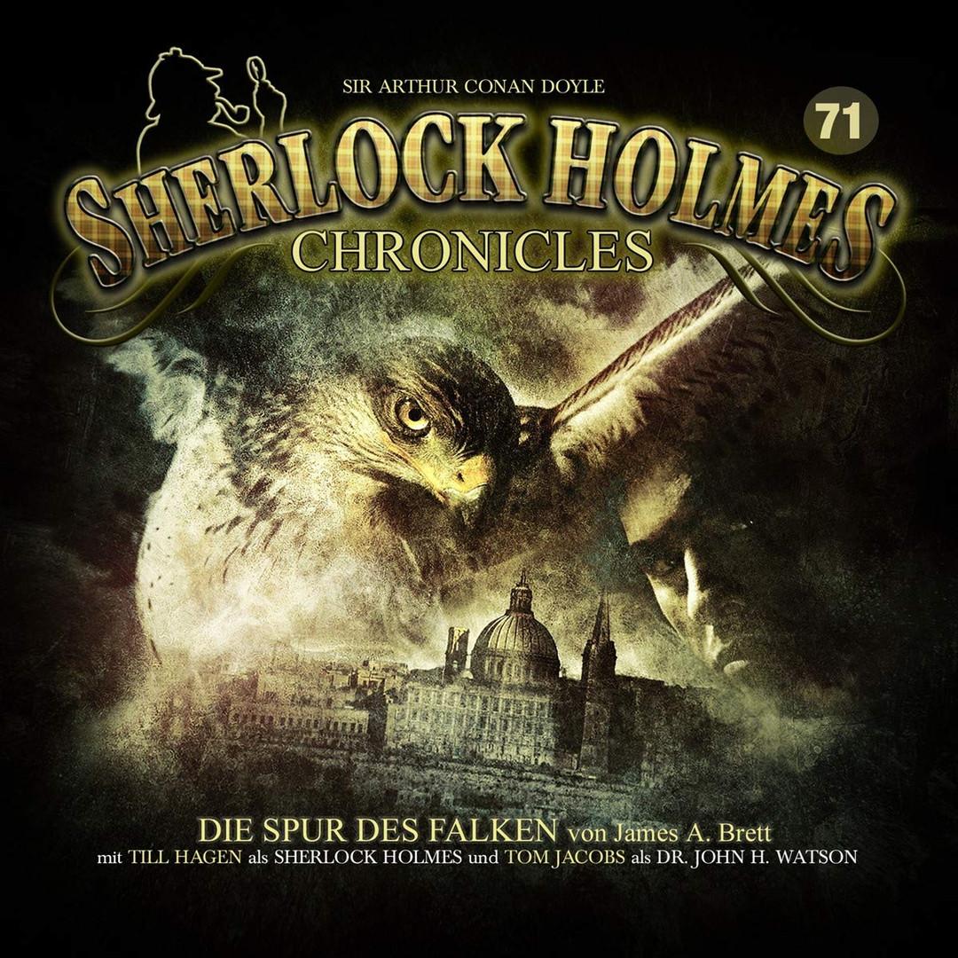Sherlock Holmes Chronicles 71 Die Spur der Falken