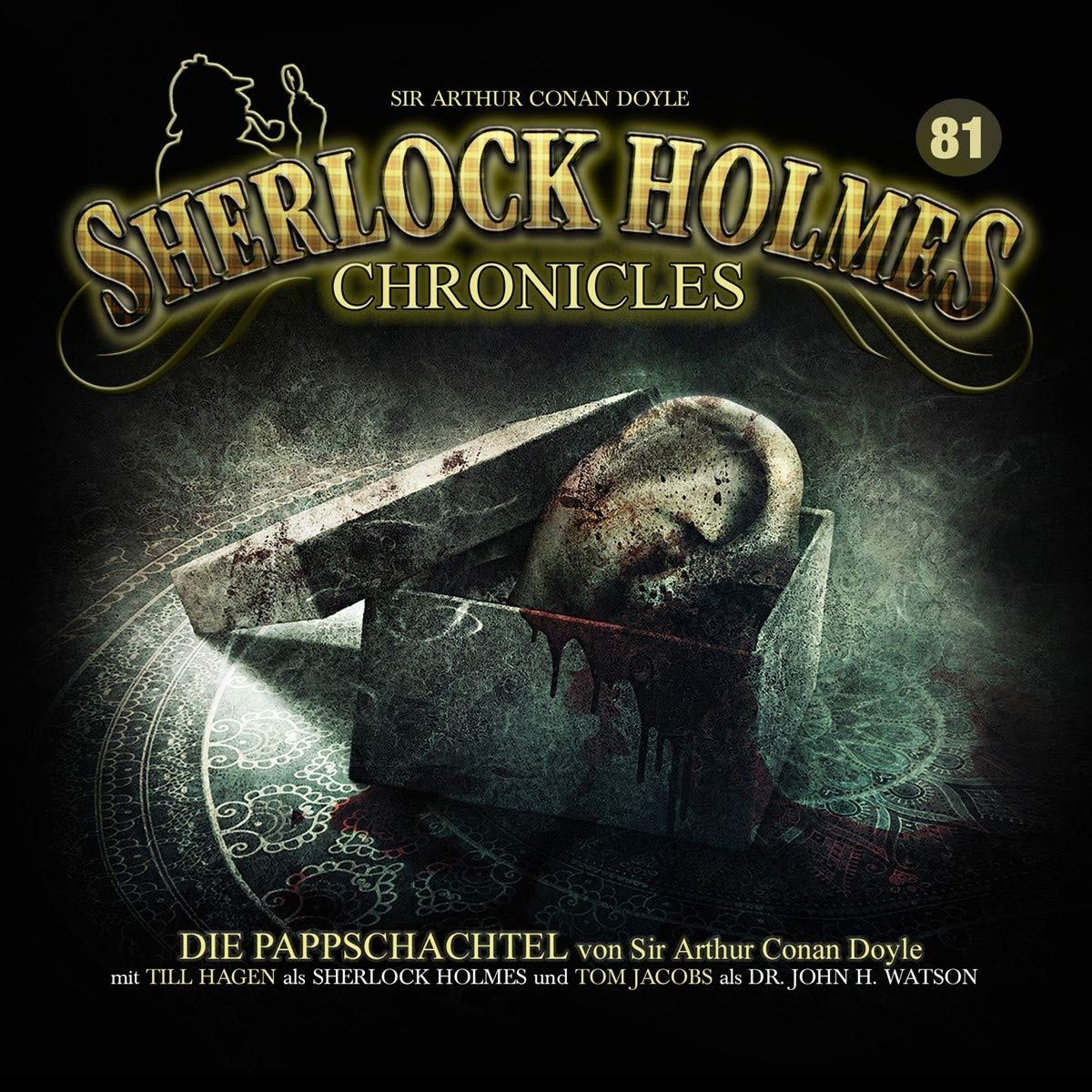 Sherlock Holmes Chronicles 81 Die Pappschachtel