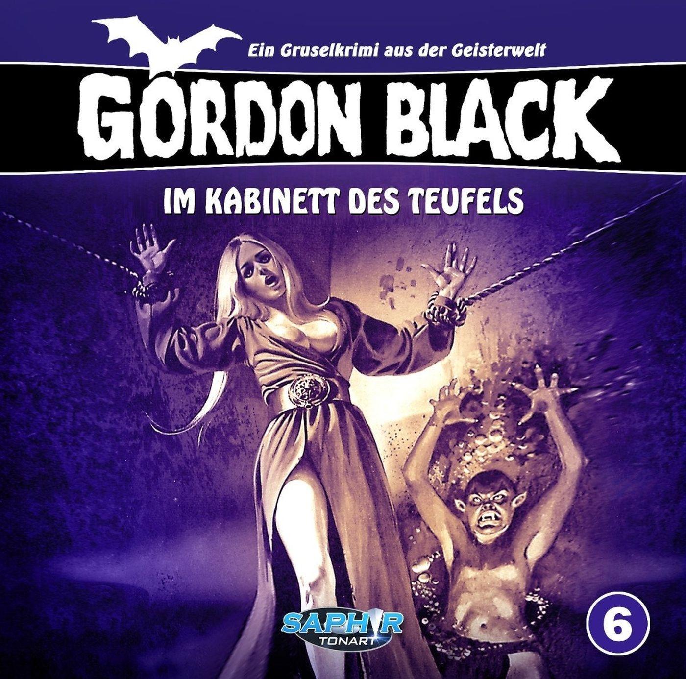 Gordon Black - Folge 6: Im Kabinett des Teufels