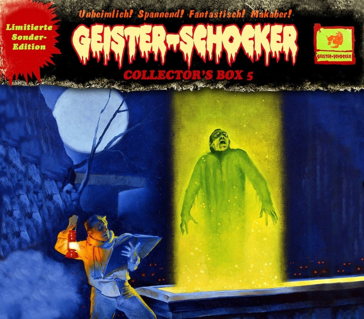 Geister-Schocker Collector's Box 5 (Folge 11-13)