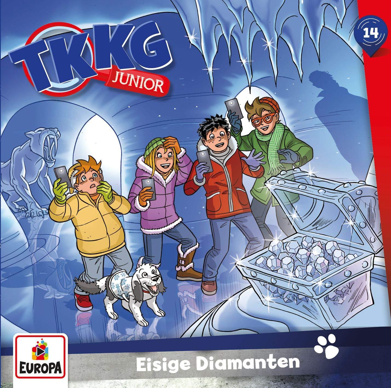 TKKG Junior - Folge 14: Eisige Diamanten