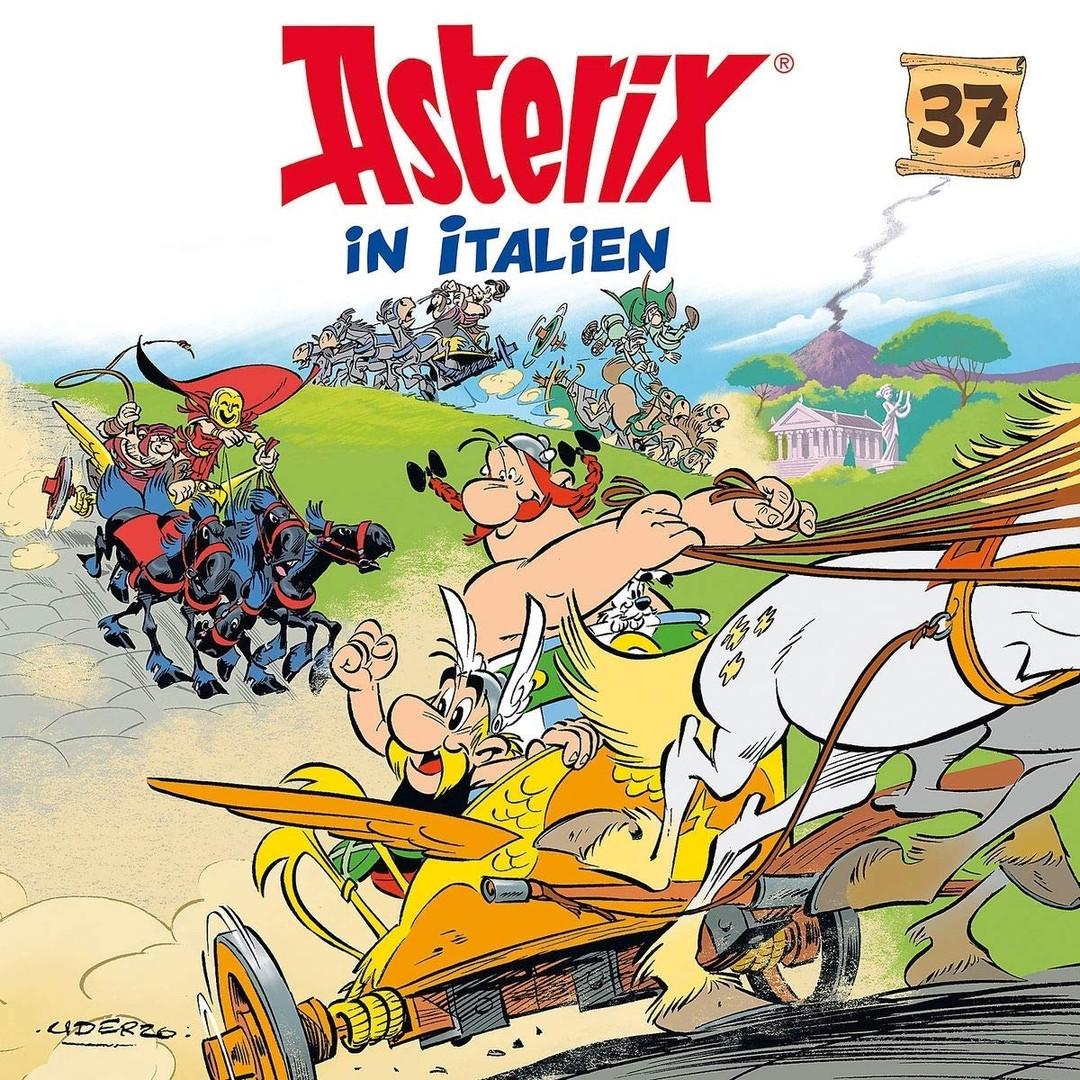 Asterix - Folge 37: Asterix in Italien