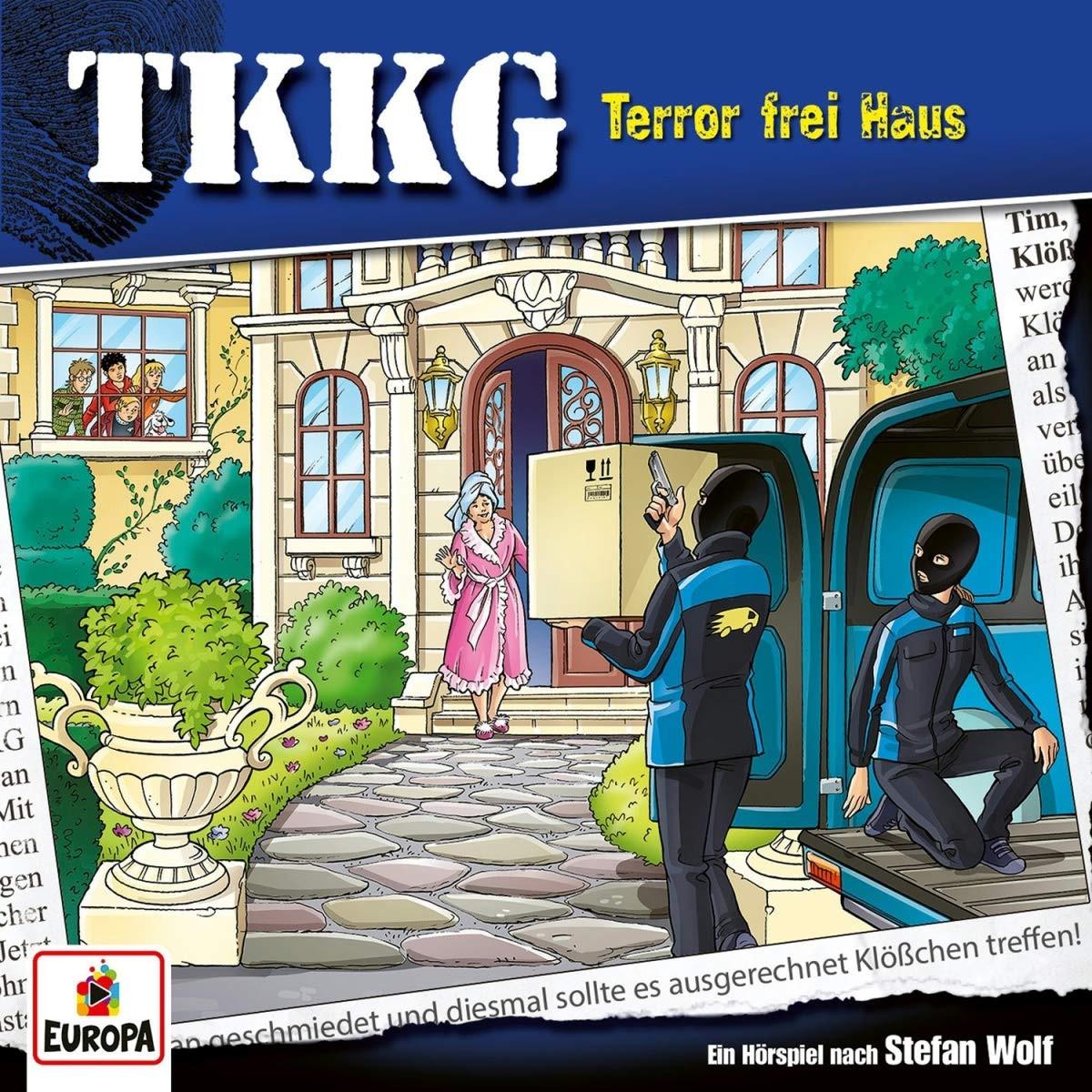 TKKG - Folge 219: Terror frei Haus