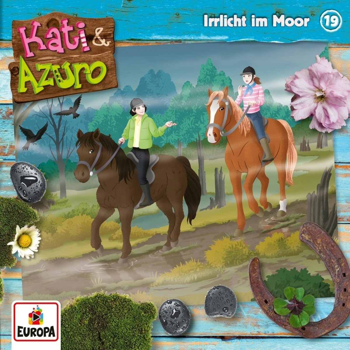 Kati & Azuro - Folge 19: Irrlicht im Moor
