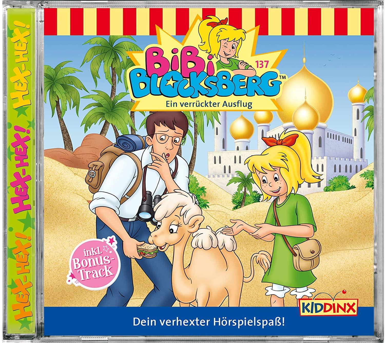 Bibi Blocksberg - Folge 137: Ein verrückter Ausflug (CD)
