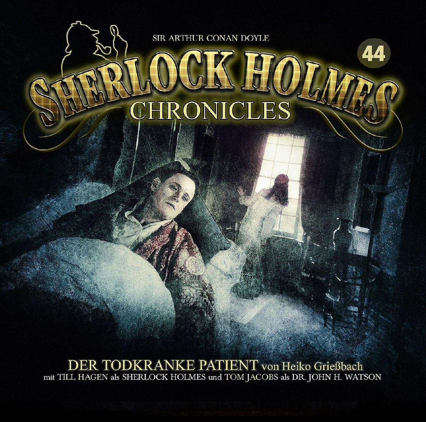 Sherlock Holmes Chronicles 44 Der todkranke Patient