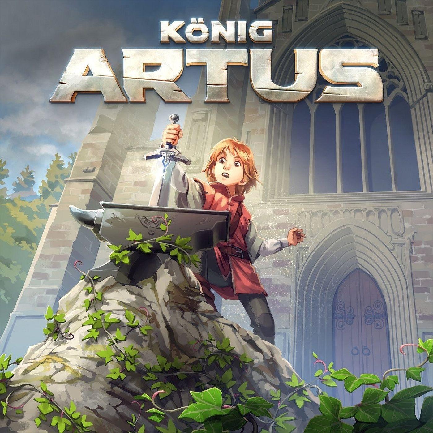 Holy Klassiker 09 König Artus