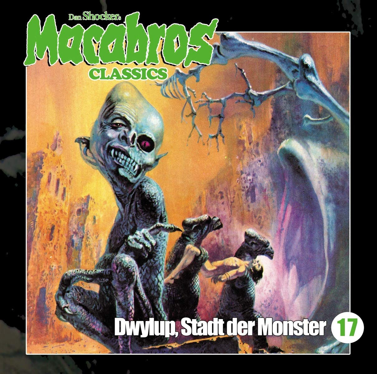 Macabros Classics - Folge 17: Dwylup, Stadt der Monster