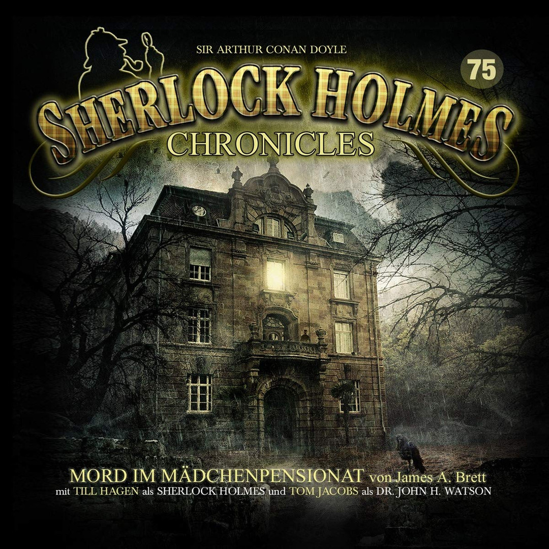 Sherlock Holmes Chronicles 75 Ein fast perfekter Mord