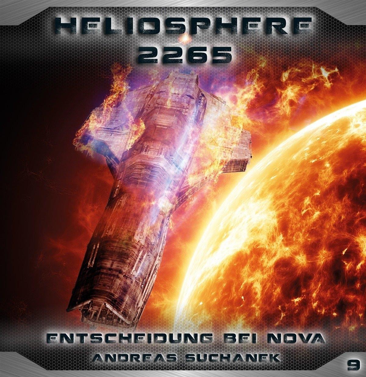 Heliosphere 2265 - Folge 9 : Entscheidung Bei Nova