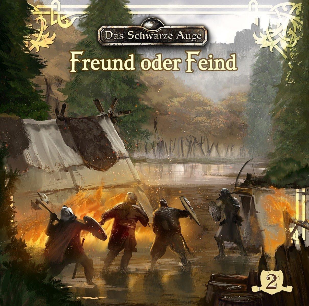 Das schwarze Auge - Folge 2: Freund oder Feind