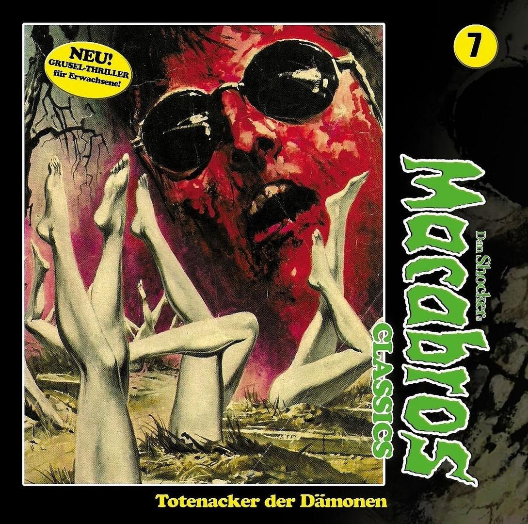 Macabros Classics - Folge 7: Totenacker der Dämonen