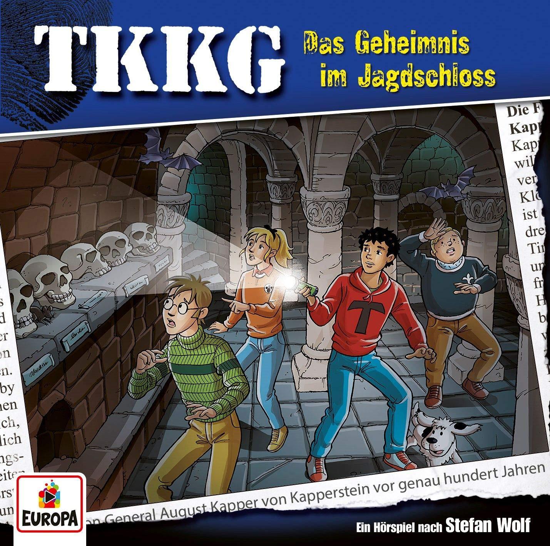 TKKG 216 Das Geheimnis im Jagdschloss