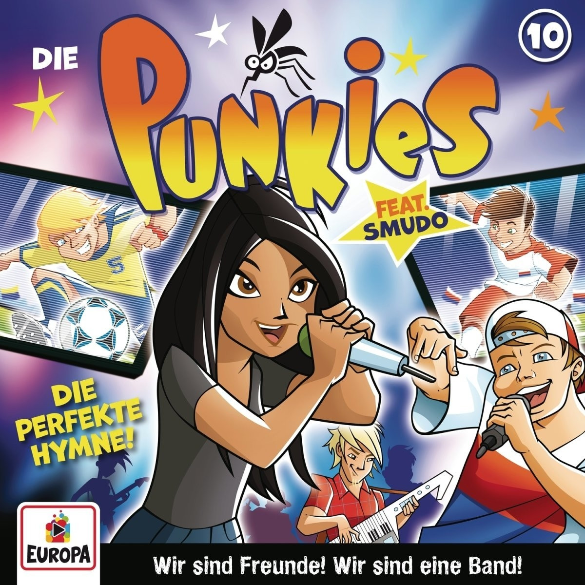 Die Punkies - Folge 10: Die perfekte Hymne!
