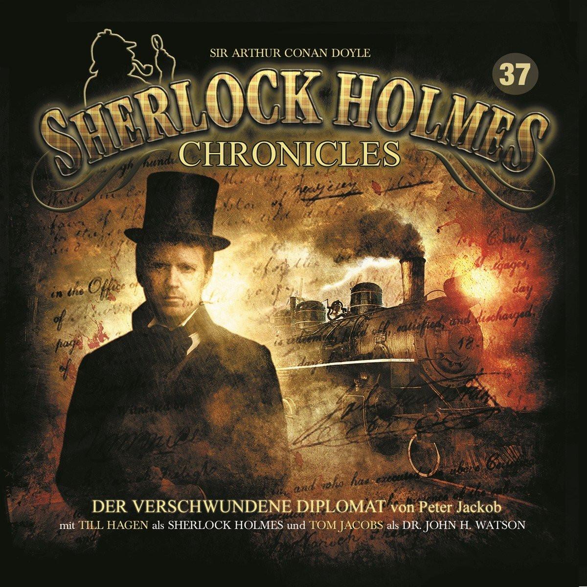 Sherlock Holmes Chronicles 37 Der verschwundene Diplomat