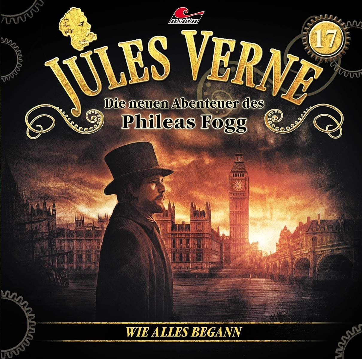 Jules Verne - Folge 17: Wie alles Begann