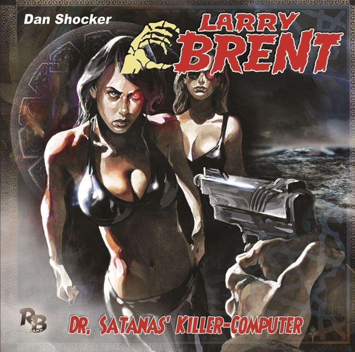 Larry Brent - Folge 26: Dr. Satanas Killercomputer