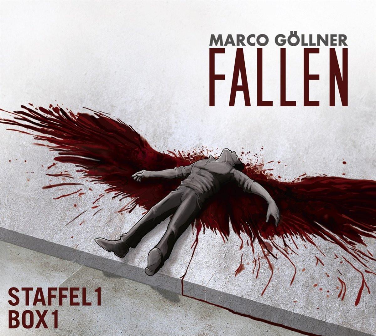 Fallen-Staffel 1: Box 1