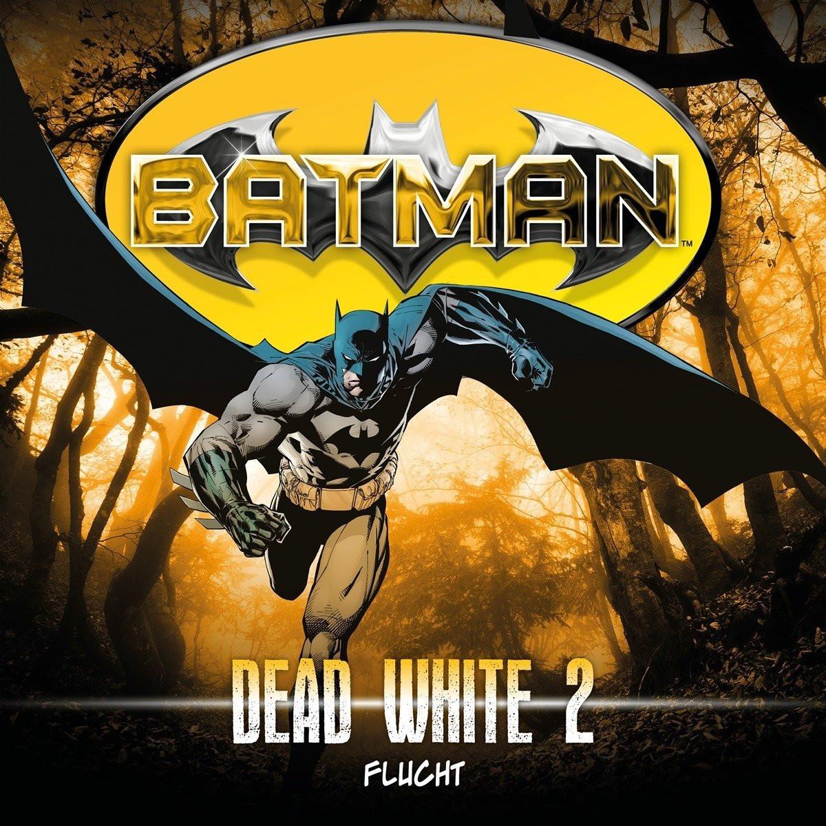 Batman: Dead White - Folge 2: Flucht