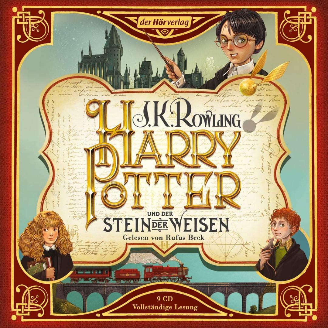 Harry Potter und der Stein der Weisen: Die Jubiläumsausgabe