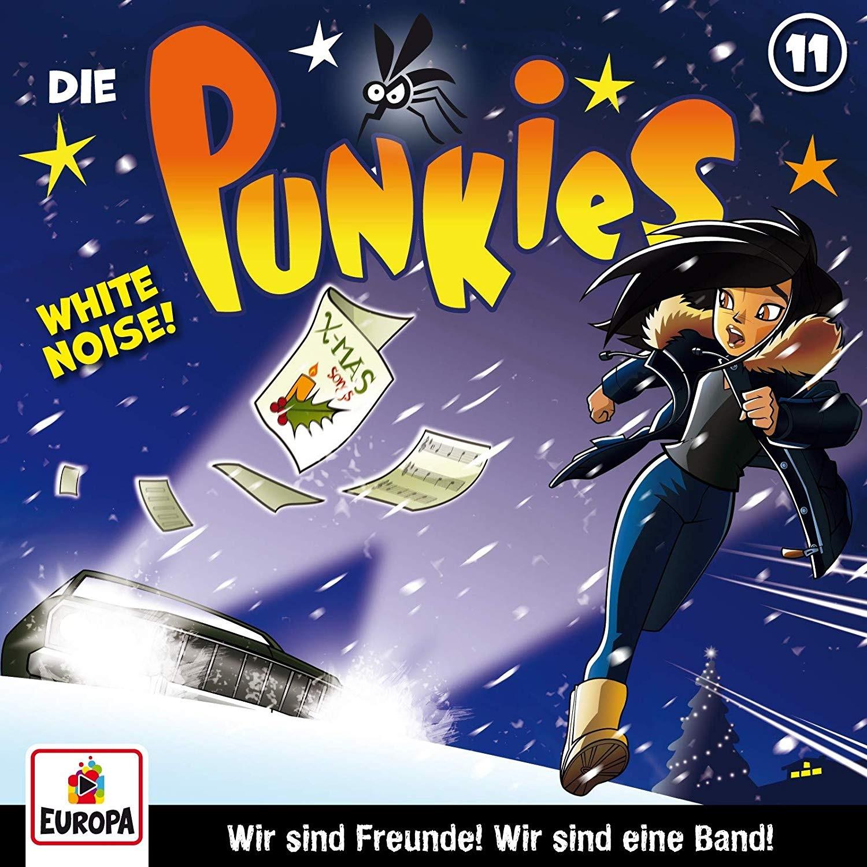 Die Punkies - Folge 11: White Noise!