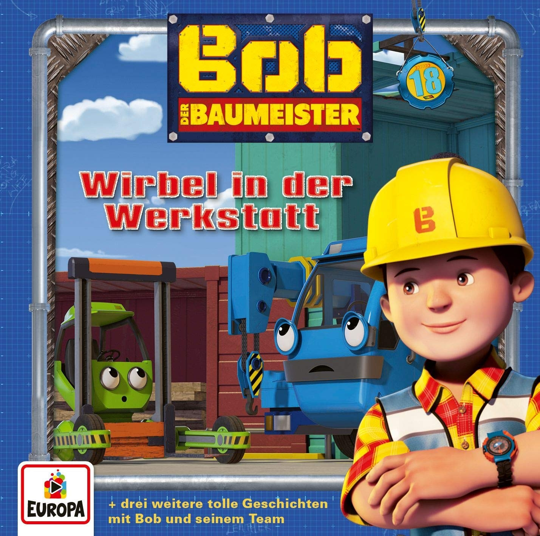 Bob der Baumeister - Folge 18: Wirbel in der Werkstatt