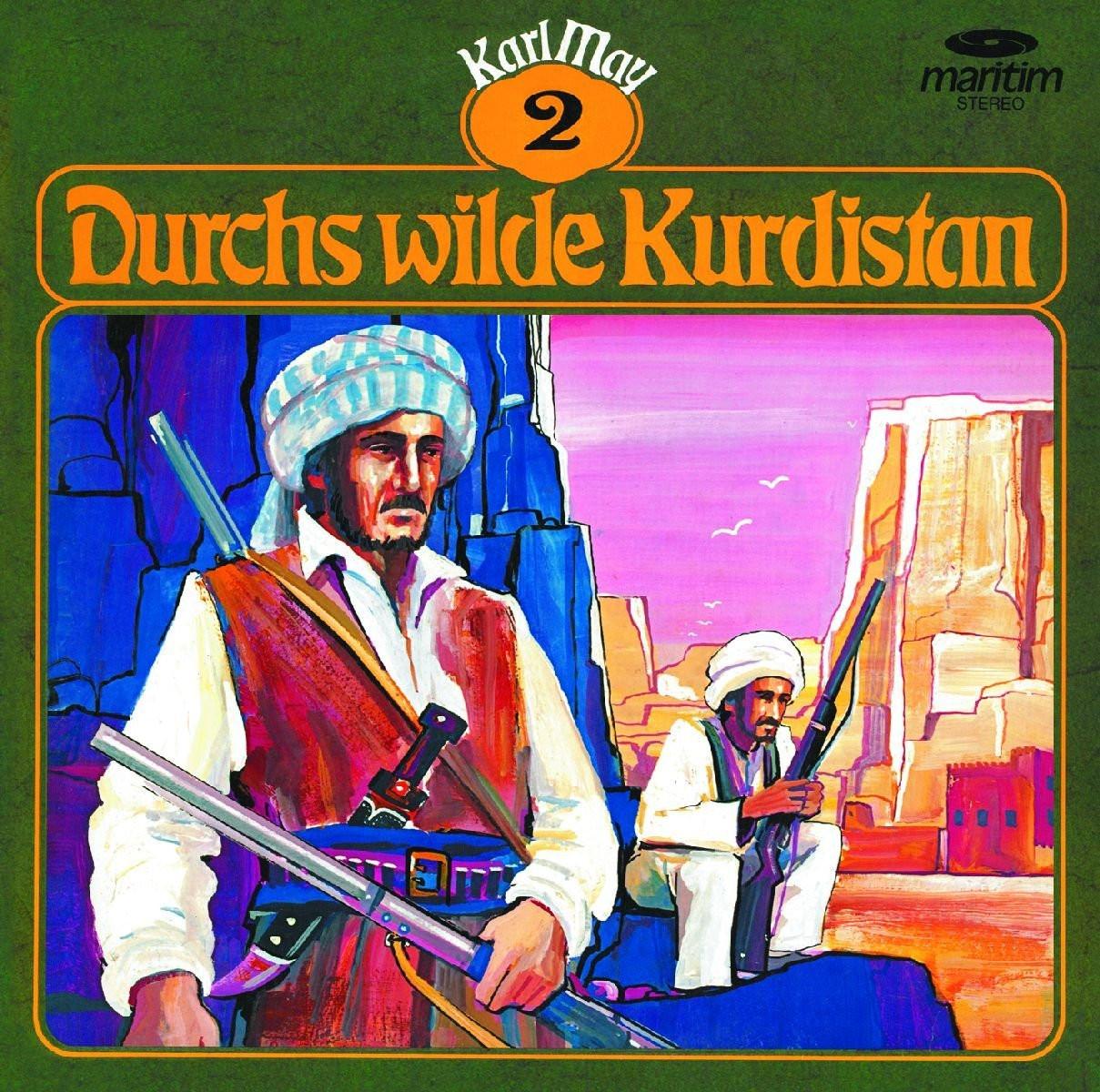 Karl May Klassiker - Folge 2: Durchs wilde Kurdistan