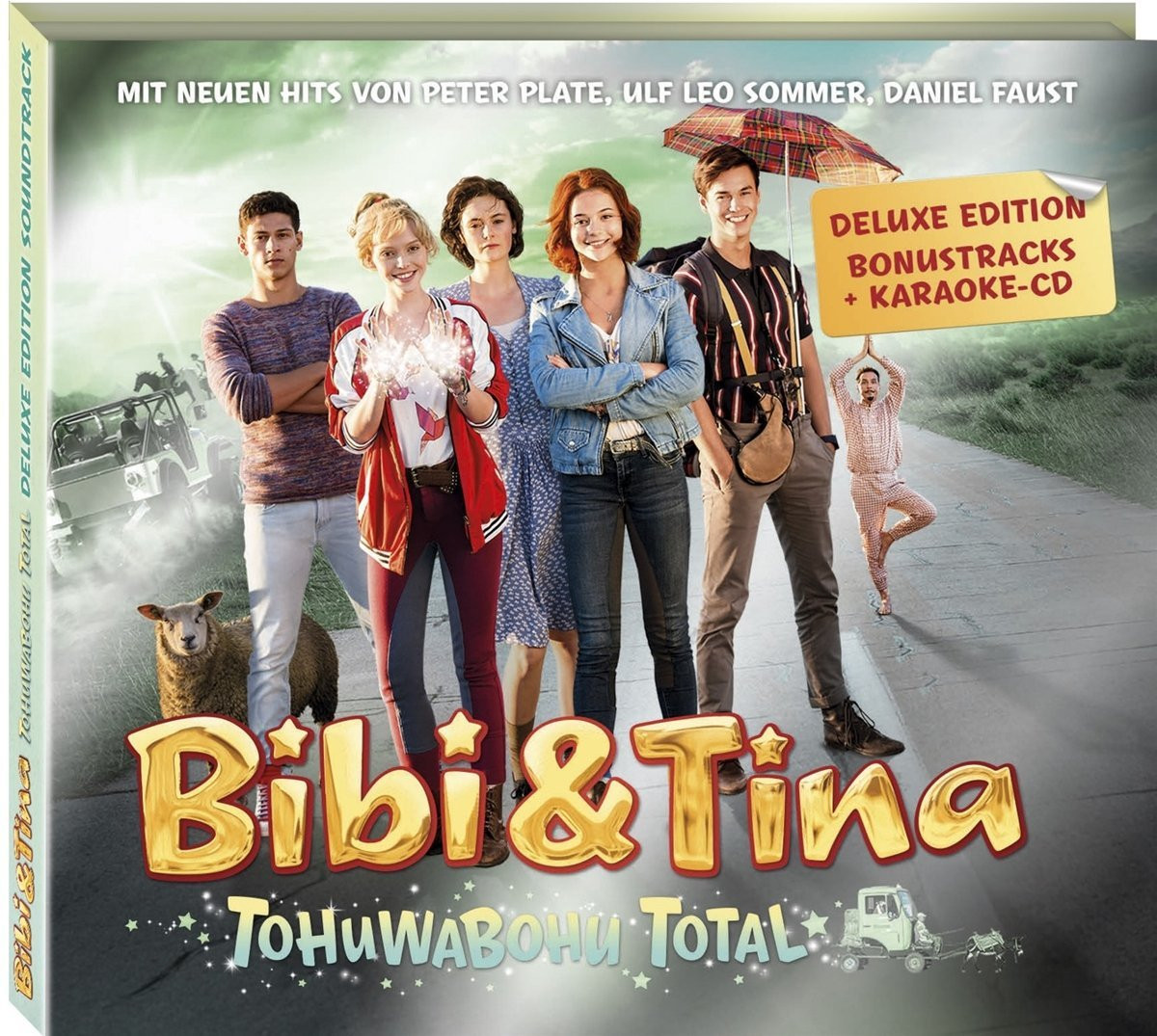 Bibi und Tina - Original Soundtrack zum 4.Kinofilm: Tohuwabohu Total - DELUXE EDITION