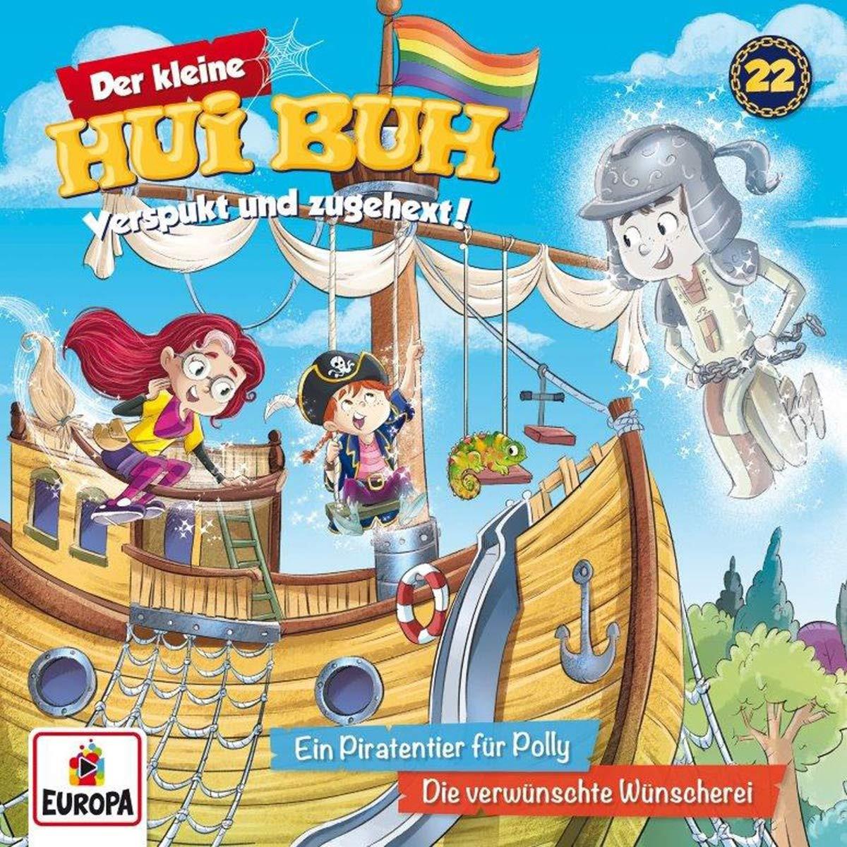 Der kleine HUI BUH - Folge 22: Ein Piratentier für Polly / Die verwünschte Wünscherei