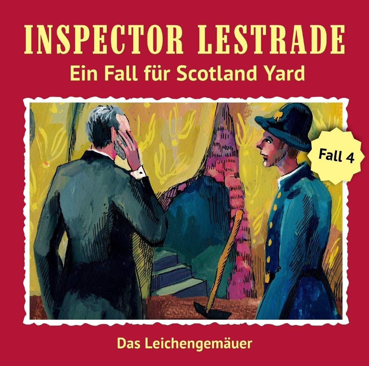 Inspector Lestrade - Fall 4: Das Leichengemäuer