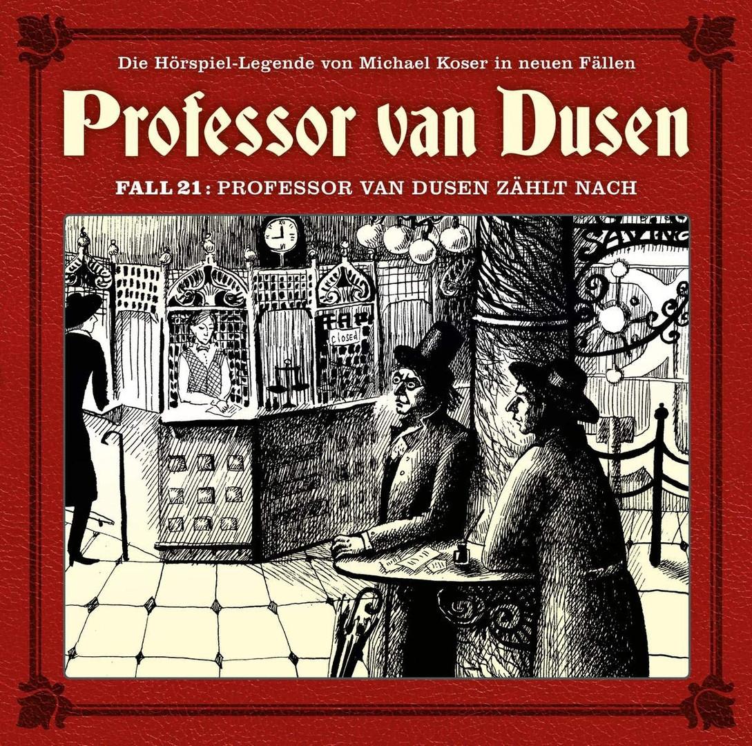 Professor van Dusen - Neue Fälle 21: Professor Van Dusen zählt nach