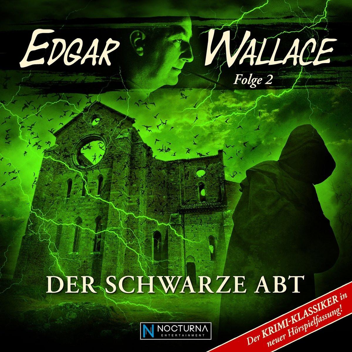 Edgar Wallace - Folge 2: Der schwarze Abt