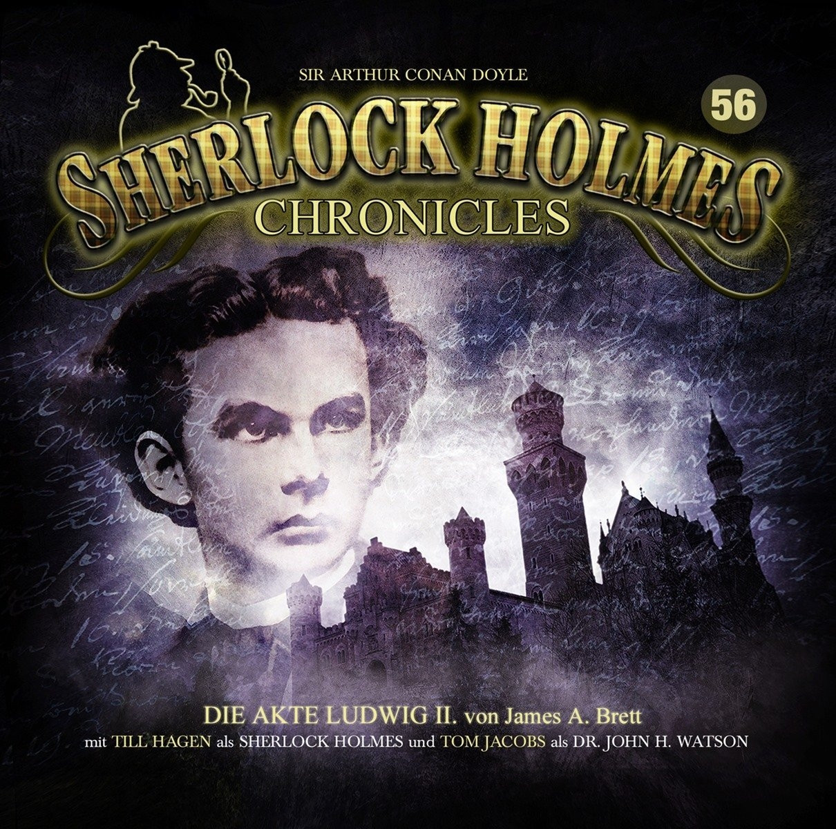 Sherlock Holmes Chronicles 56 Die Akte Ludwig II.
