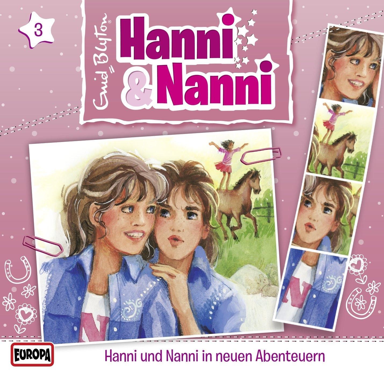 Hanni und Nanni Folge 03 in neuen Abenteuern