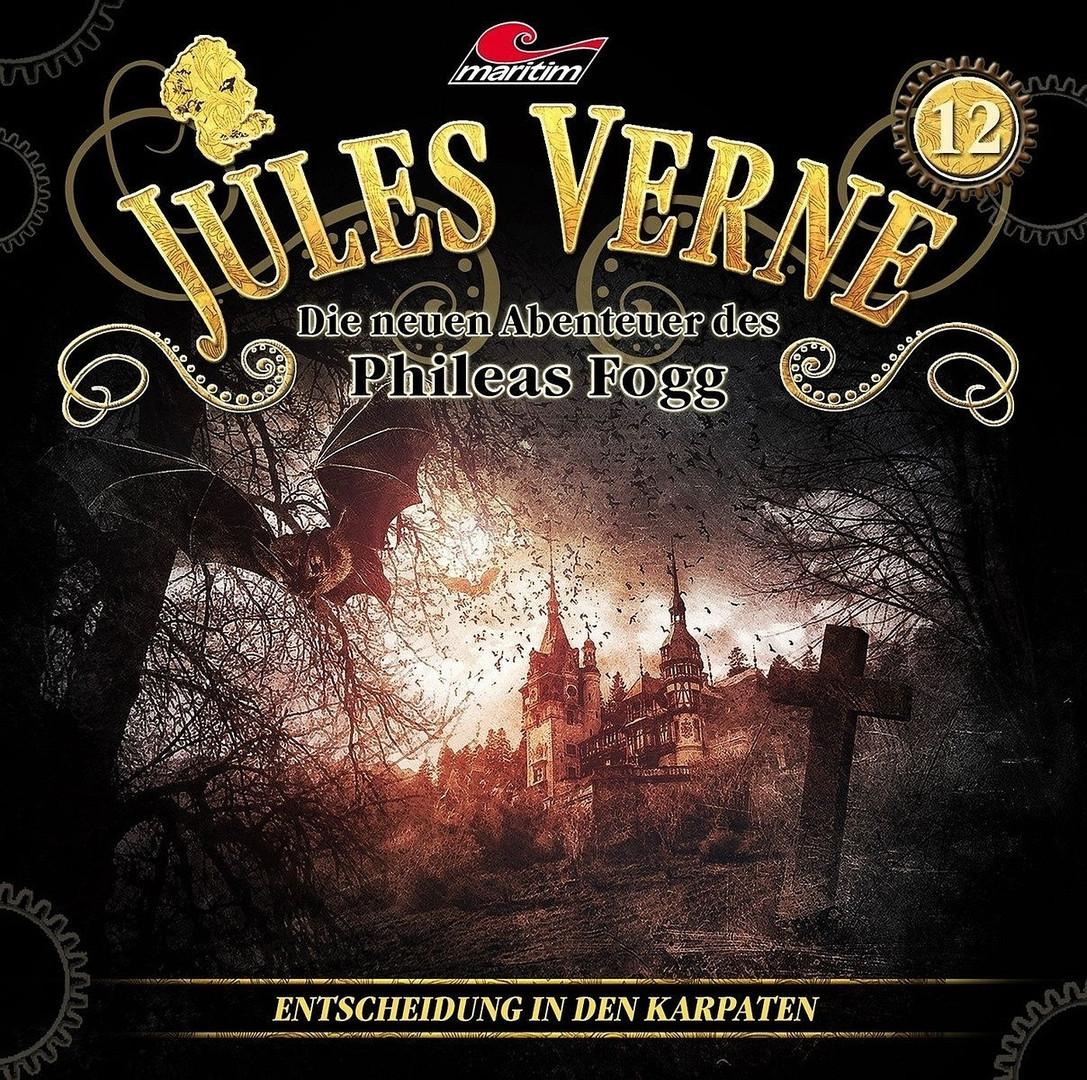 Jules Verne - Folge 12: Entscheidung in den Kaparten