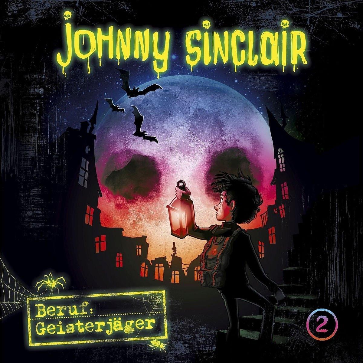 Johnny Sinclair - 02: Beruf: Geisterjäger (Teil 2 von 3)