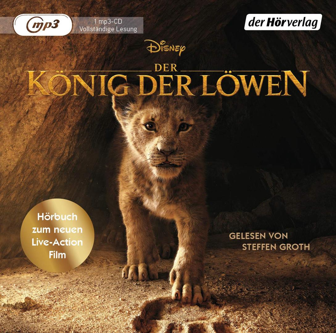 Disney: Der König der Löwen: Hörbuch zum neuen Live-Action Film
